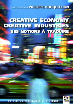Creative economy, creative undustries.
